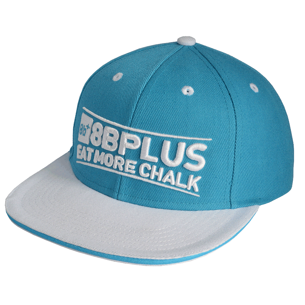 Snapback Eat More Chalk